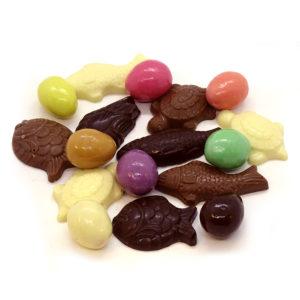Chocolats de Pâques CE – Chocolaterie Janin